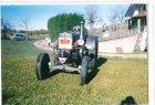 LANZ BULLDOG testa calda 45 hp - Modello stradale anno 1948 perfettamente funzionante . Documenti . esemplare raro del Sig. BERTACCHINI RAG. EMER di Modena