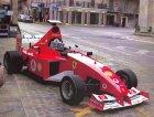 Fedele riproduzione di Ferrari Formula 1 creata da Angelo Cappuccio di Santa Maria degli Angeli, Assisi.Artista e Appassionato di tutto ciò che ha un Motore.