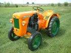 SAME DA 12 diesel del 1955 restaurato del sig Bruno Santachiara di Reggio Emilia