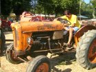 Fiat 411A degli AMICI DEL TRATTORE di Navazzo di Gargnano (BS)